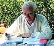 Professor Lodewijk Woltjer, ESO Director General from 1975 till 1988
