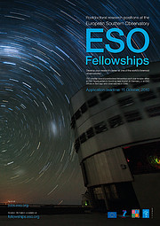 Poster: ESO Fellowships 2011
