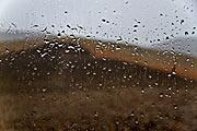 Lluvia en el lugar más árido del mundo