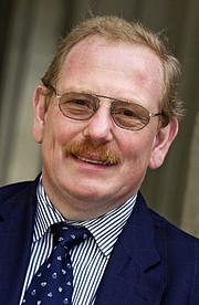 Reinhard Genzel, recipient of the 2012 Crafoord Prize in Astronomy