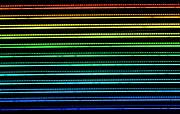 Лазерный частотный гребень в действии