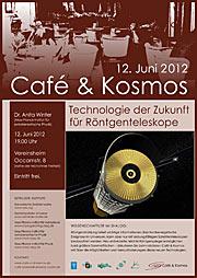 Poster of Café & Kosmos 12 June 2012