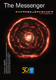 Portada del número 149 de la revista The Messenger