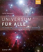 Universum für Alle: New book showcases ESO images