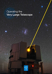 The brochure Operating the Very Large Telescope