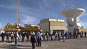 Standbild aus den Video-News von der ALMA-Einweihung