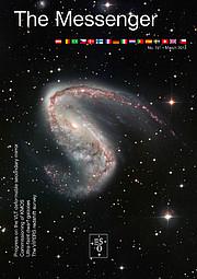 Titelseite von The Messenger Nr. 151