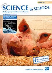 Science in School - Ausgabe 27 (Herbst 2013)