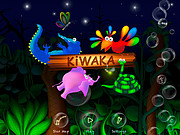 Screenshot of the App Kiwaka