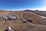 The final ALMA antenna arrives at Chajnantor