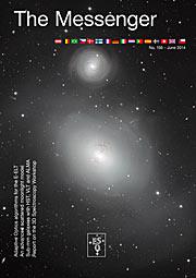 Titelseite von The Messenger Nr. 156