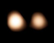ALMA observerer Pluto og Charon