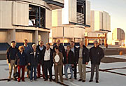 Ministra de Educación de Holanda visita Observatorios de la ESO en la II Región