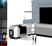Observatorio Paranal y ALMA en FIDAE 2006