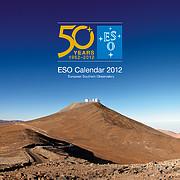 ESO Calendar 2012