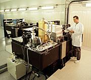 The VINCI instrument in the Interferometric Laboratory