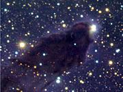 Head of Column No. 2 in Eagle Nebula