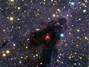 Head of Column No. 4 in Eagle Nebula
