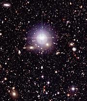 Chandra Deep Field South (Detail)