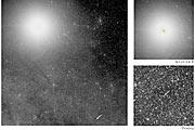 The Triple Stellar System Alpha Centauri (ESO 1-m Schmidt Telescope)