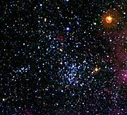 Stellar Cluster NGC 2093 in the LMC