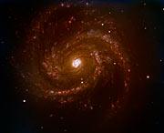Spiral Galaxy Messier 100