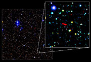 Faint Red Galaxy in the UKIDSS Ultra-Deep Survey