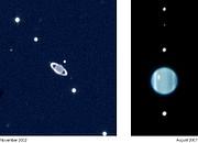 El Sistema Urano (VLT)