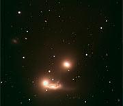 Cosmic Interactions
