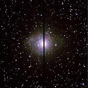 La estrella Cefeida RS Pup
