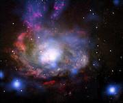 SN 1996cr en la galaxia Circinus