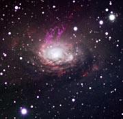 La galaxia Circinus
