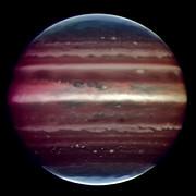 Una vista de Júpiter con MAD