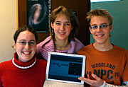 Students Discover a Planet