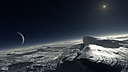 Plutón (Impresión artística)