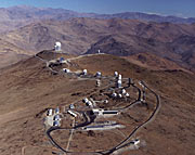 Vista Aérea de La Silla
