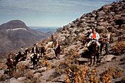 Junio de 1963 – Reunión Cumbre en Cerro Morado