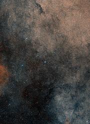 Alrededor del cúmulo de estrellas Terzan 5