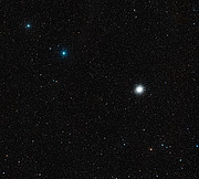The region around SMM J2135-0102 and the galaxy cluster MACS J2135-010217
