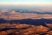 Cerro Paranal and Cerro Armazones in Chile