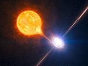 A stellar black hole