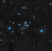 Wide-field view of the field around Monoceros R2