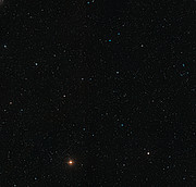 Wide-field view of Abell 2744