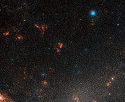Wide-field view of the sky around NGC 1929