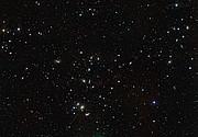 Gromada galaktyk w Herkulesie sfotografowana przez VST
