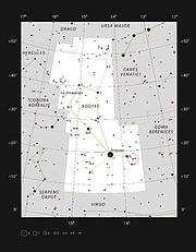 La stella madre del famoso esopianeta Tau Boötis b