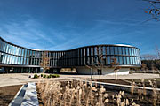 The new ESO office and conference building