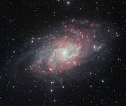 VST snaps a very detailed view of the Triangulum Galaxy