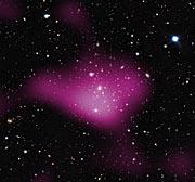 Primeros resultados del sondeo KiDS (materia oscura)