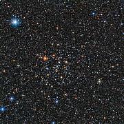 El rico cúmulo estelar IC 4651